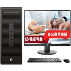 惠普280 Pro G4 MT/New Core i3-8100(3.6G/6M/4核) /16G(DDR4 2666)/256G固态硬盘/无光驱/2G独立显卡