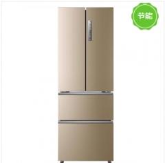 海尔(Haier)电冰箱多门对开门331升风冷无霜节能三挡变温区家用电冰箱BCD-331WDPT
