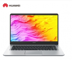 华为(HUAWEI) MateBook D 15.6英寸轻薄笔记本电脑 皓月银 W60/I7/8GB/128GB/1TB