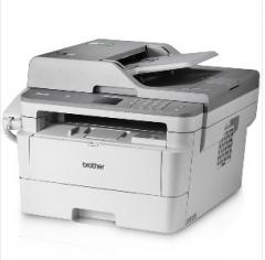 兄弟(brother)MFC-7895DW 黑白激光多功能一体机 (打印 复印 扫描 传真 全双面 无线网络)