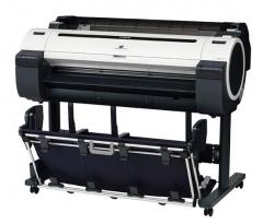 manbetx万博/Canon   IPF771 多功能一体机  CAD工程蓝图机 黑白彩色效果图